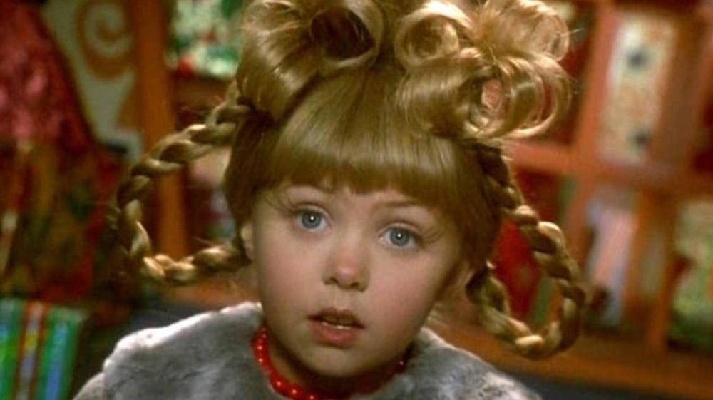 Taylor Momsen as Cindy Lou Who