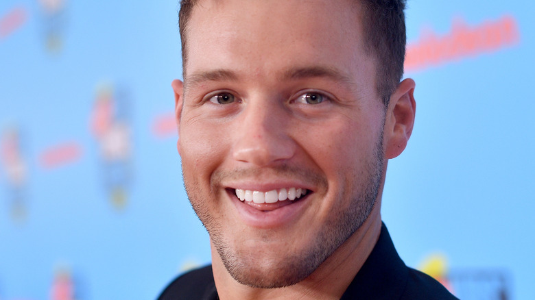 Colton Underwood at an event