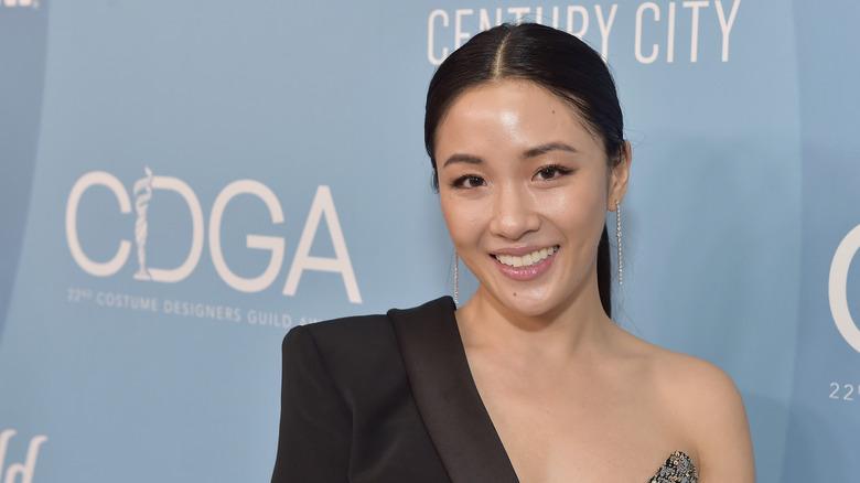 Constance Wu at the Designer's Guild Award