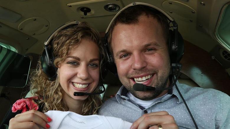 Abbie and John David Duggar
