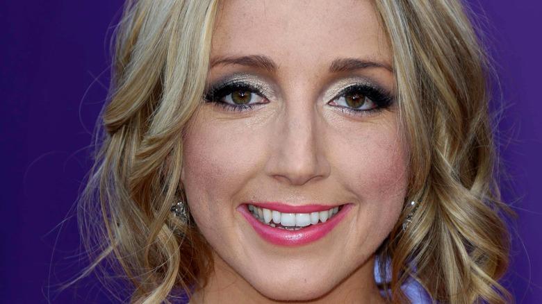 Ashley Monroe smiling