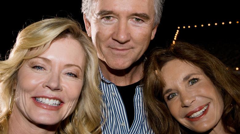 """""""Dallas"""" stars attending the 30th season premiere"""