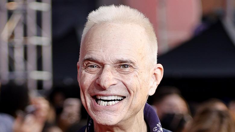 David Lee Roth September 2021