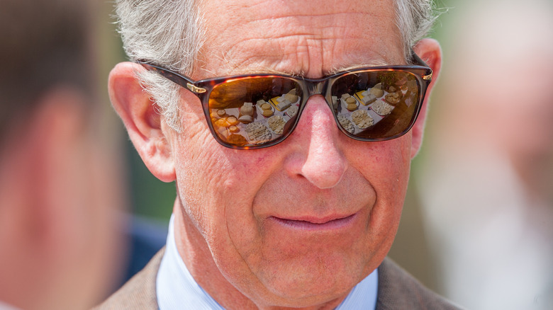 Prince Charles in sunglasses