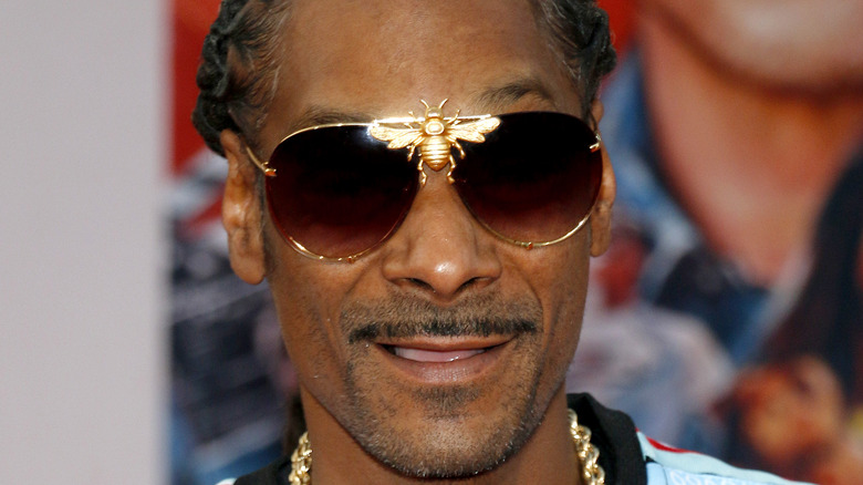 Snoop Dogg at an event
