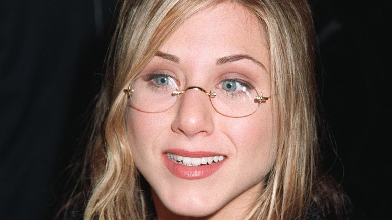 Jennifer Aniston stars on Friends