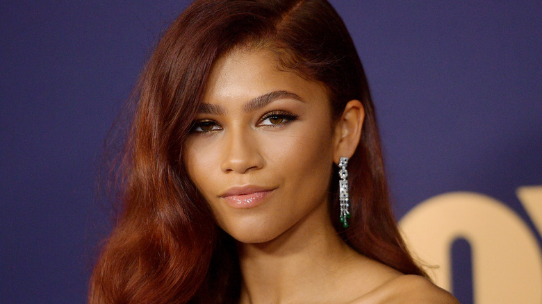 Disney star Zendaya, who is unrecognizable without makeup