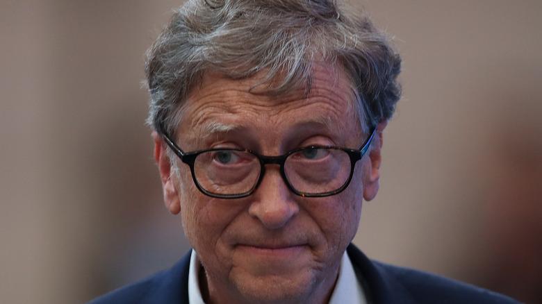 Bill Gates closeup