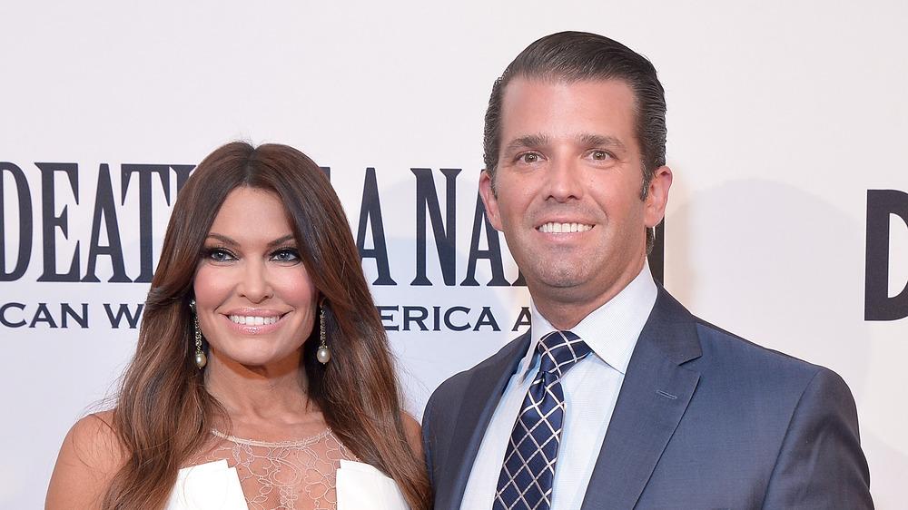 Donald Trump Jr. and Kimberly Guilfoyle, who live an insanely lavish life