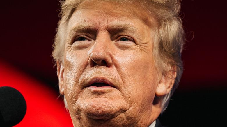 Donald Trump at the Texas CPAC