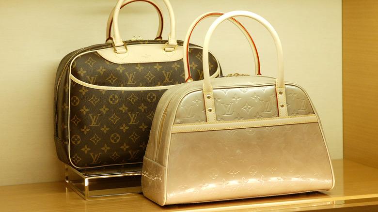Louis Vuitton handbag, 2019