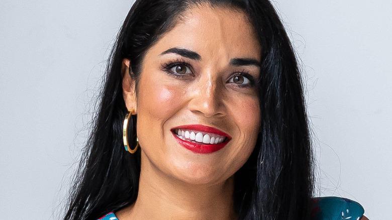 Dr. Viviana Coles smiling