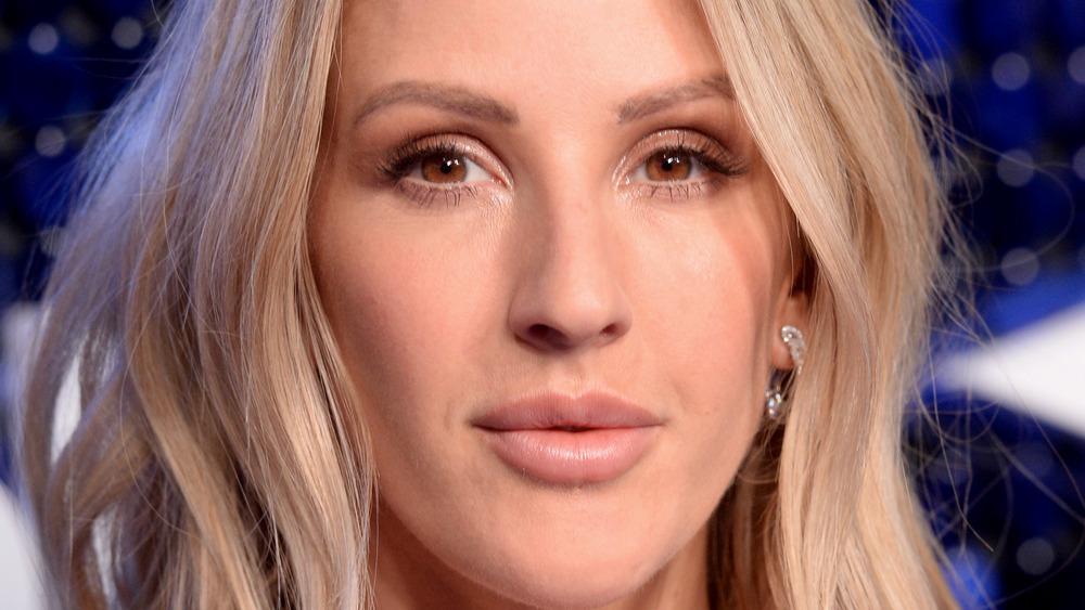 close up of Ellie Goulding