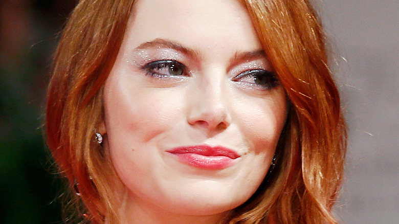 Emma Stone at red carpet event