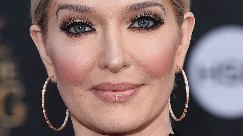 Erika Jayne close up