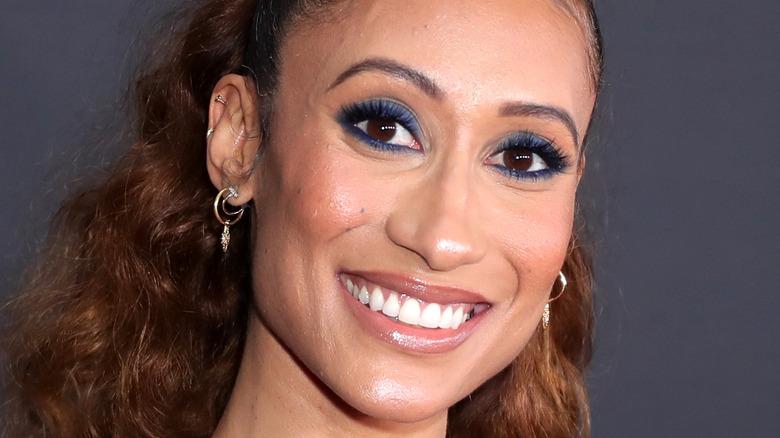 Elaine Welteroth smiling