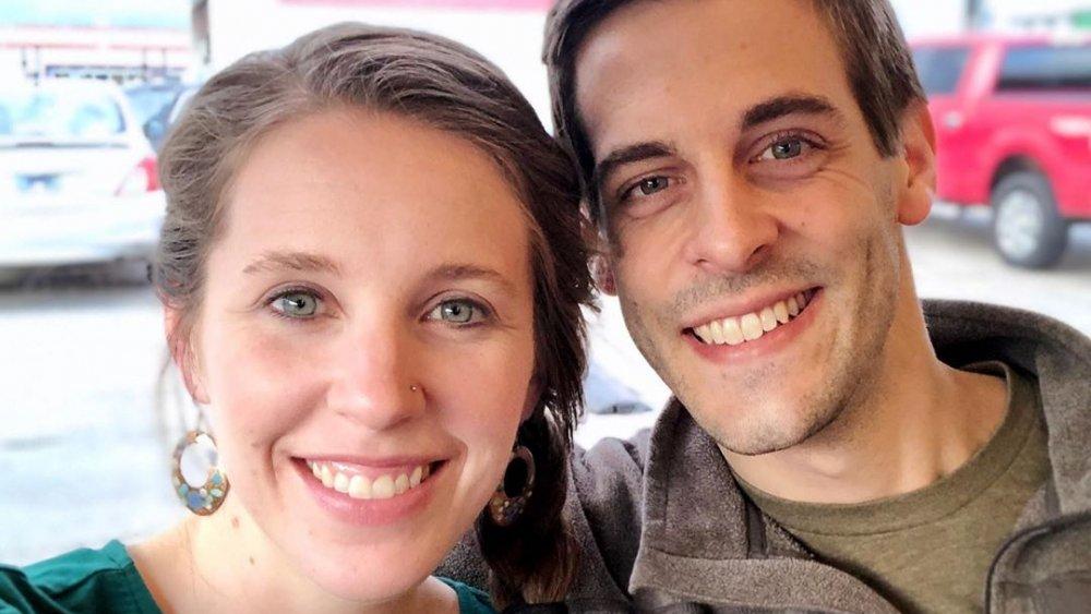 Derick and Jill Duggar Dillard