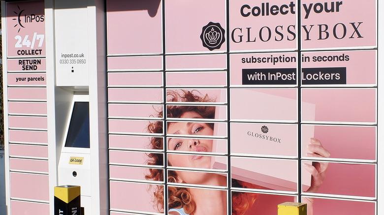 Glossybox poster