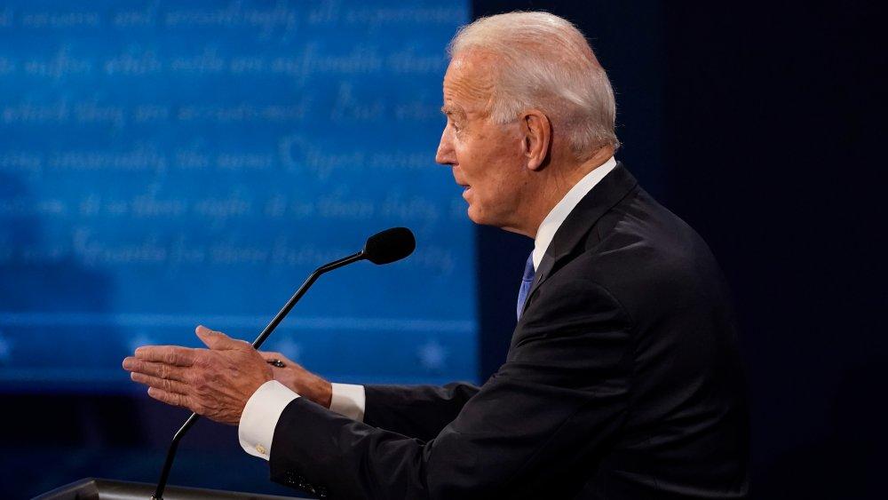 Biden at debate