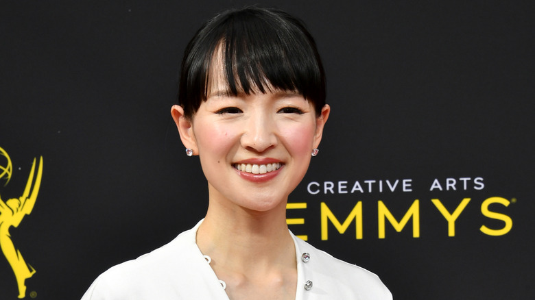 Marie Kondo from Netflix's Tidying Up with Marie Kondo