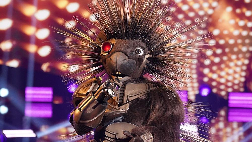 Robopine on The Masked Singer