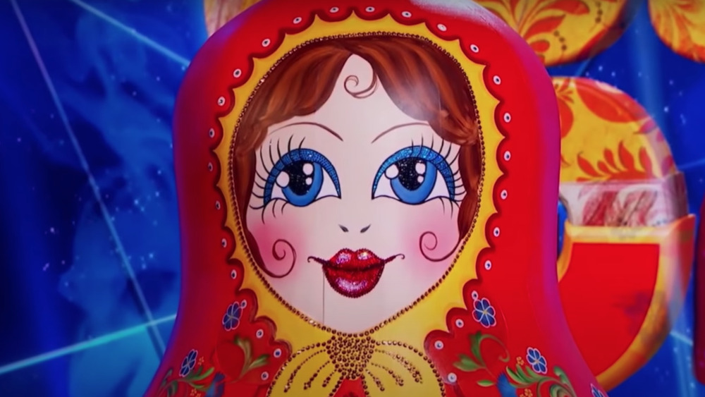 Russian Doll on Masked Singer