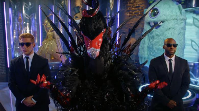 The Black Swan on The Masked Singer