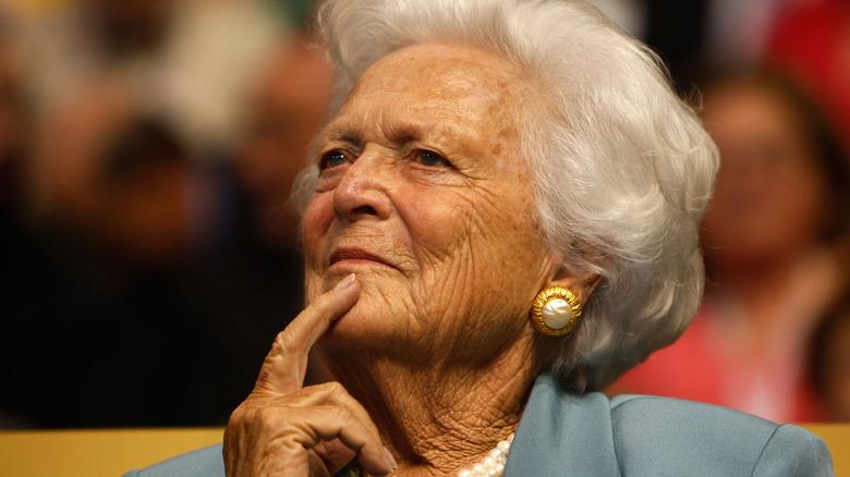 female icons lost 2018 Barbara Bush