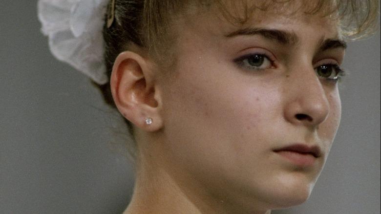 Shannon Miller in 1995
