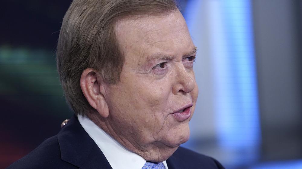 Fox Business anchor Lou Dobbs