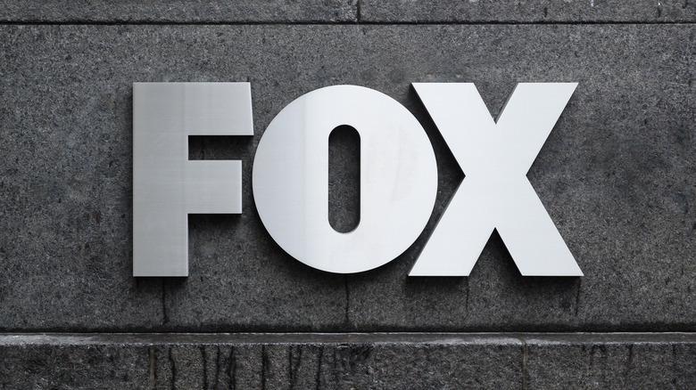 Fox News sign