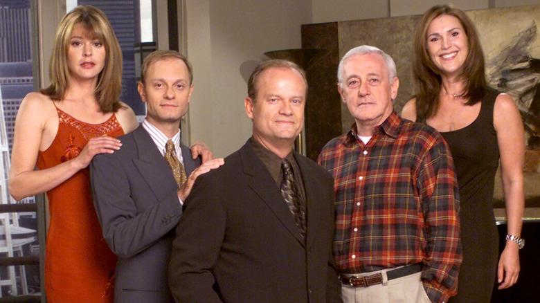 """The cast of """"Frasier"""""""