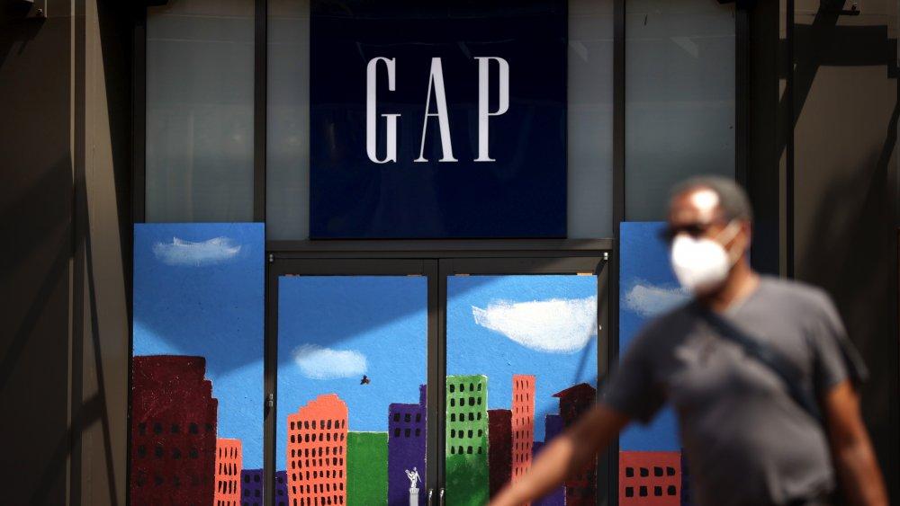 Gap San Francisco flagship