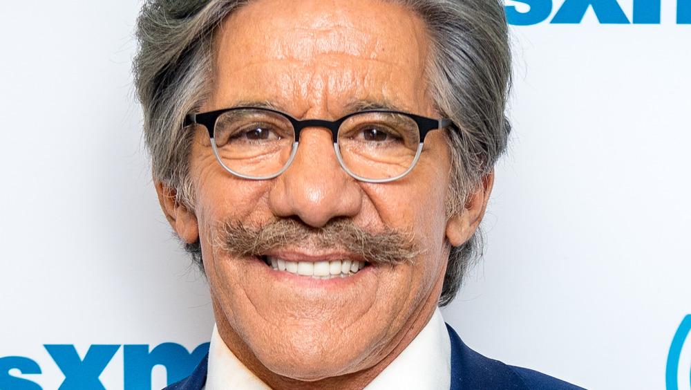 Geraldo Rivera smiling in glasses