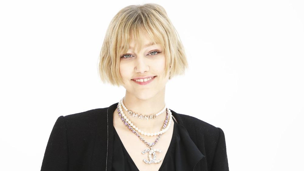 Grace VanderWaal Chanel necklaces
