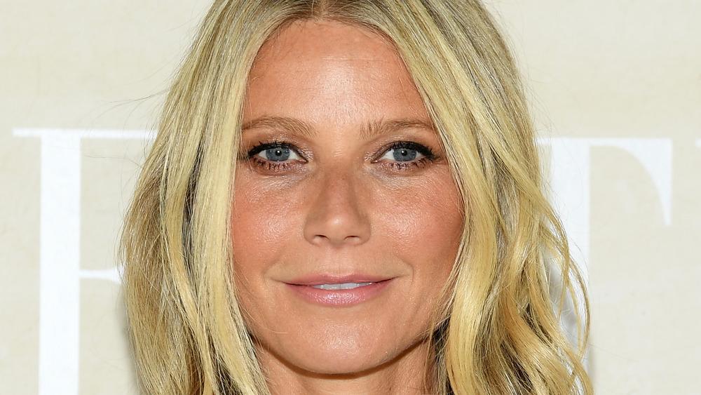 Gwyneth Paltrow smiling