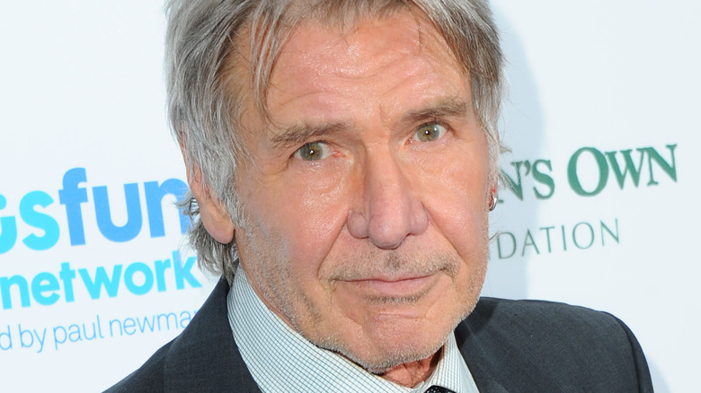 Harrison Ford at event