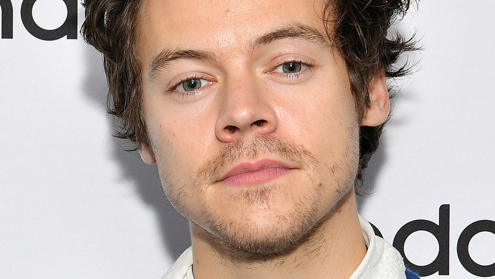 Harry Styles at event