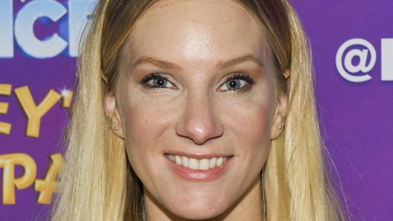Heather Morris face
