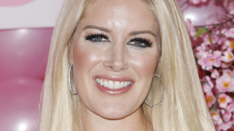 Heidi Montag smiles in 2019