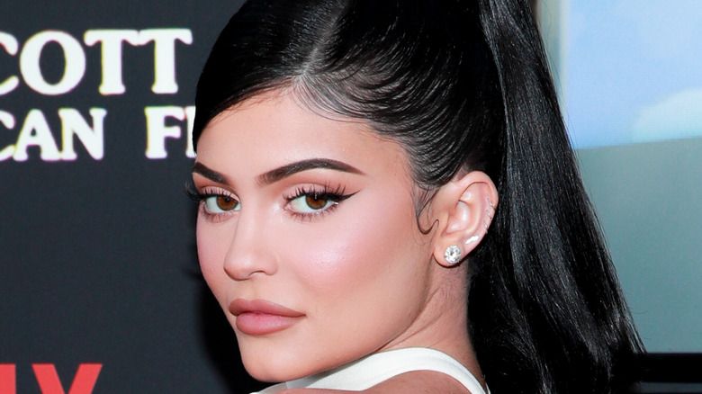 Kylie Jenner at event