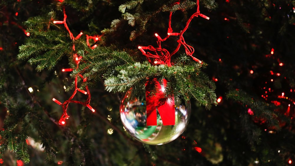 Netflix Christmas ornament