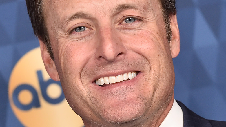 Chris Harrison when he was at ABC