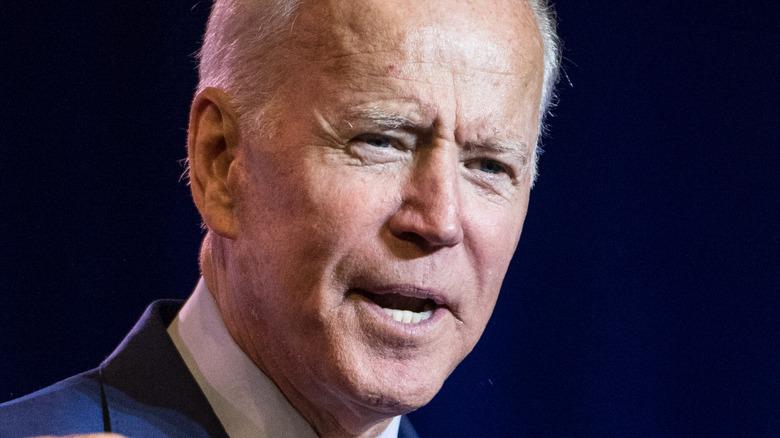 Joe Biden at event