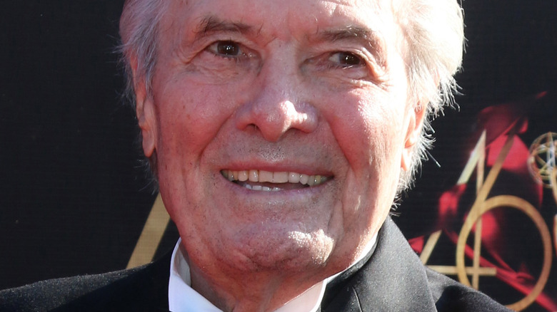 Jacques Pépin smiling