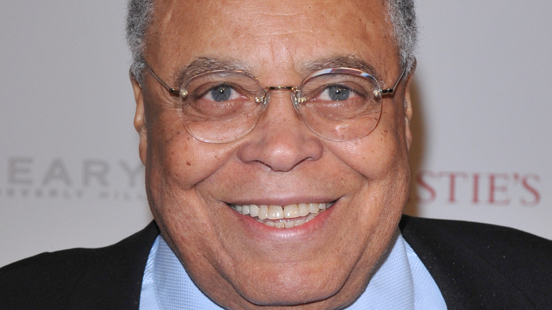 James Earl Jones at the Paramount Theatre in Los Angeles