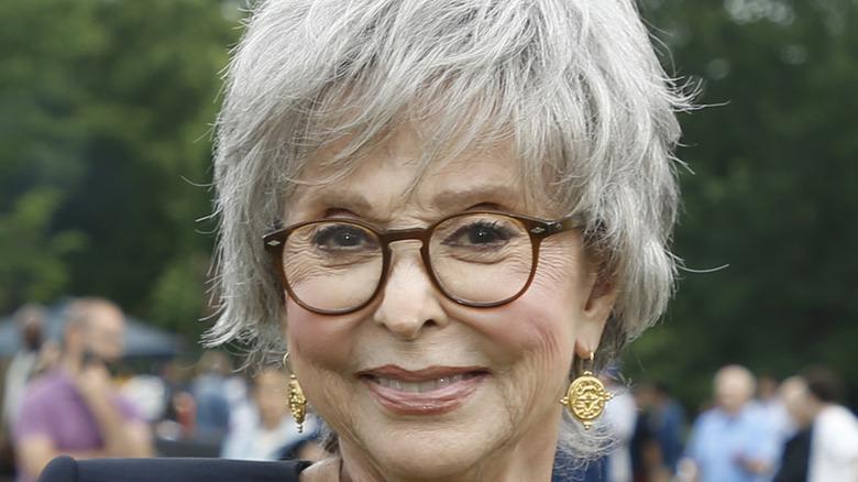 Rita Moreno smilig