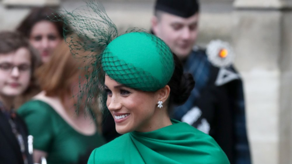 Meghan Markle royal wardrobe