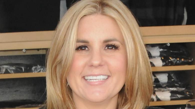 Brandi Passante smiling