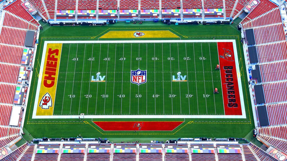Super Bowl LV stadium